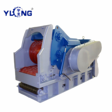 Yulong Dum Wood Chipping Machinery