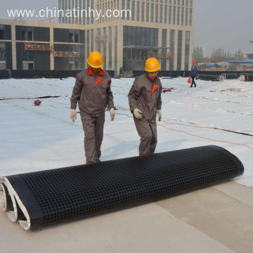 HDPE Roof Garden Drainage Board with Dimple Height