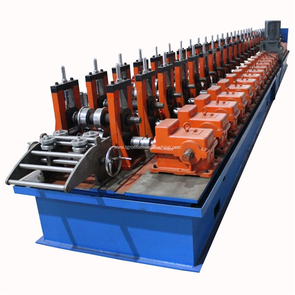 Solar PV Bracket Steel Frame Roll Forming Machine