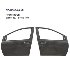 Steel Body Autoparts Honda 2015 City FRONT DOOR