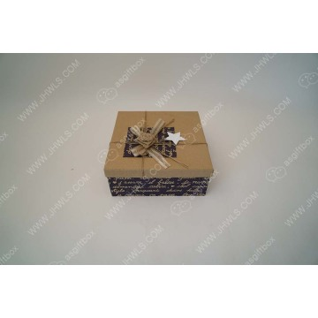 Fashion type wholesale paper shopping box sets