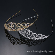 2016 New Fashion Rhinestone Wedding Crown And Tiara