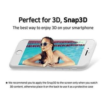 Snap3D protective Phone case for Iphonex