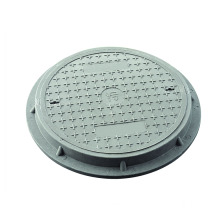 Composite materials manhole covers and chamber
