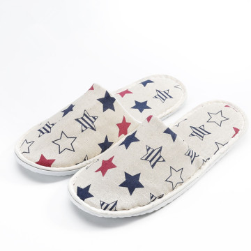 Bedroom ultra light mens house slippers