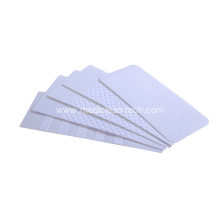 China for Bill Acceptor Flocked Card Bill Validator Flocked Cleaning Cards 65x185mm supply to Solomon Islands Suppliers