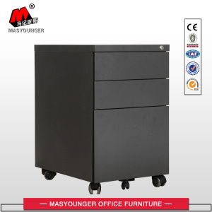 All Metal Mobile Pedestal For Files