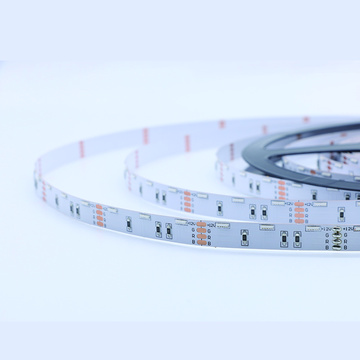 020RGB Side emitting 12V 60led RGB Led Strip