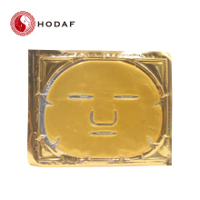 Golden crystal mask gold collagen face mask