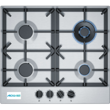 Neff Appliance Kitchen Silver Gas Hob Neff