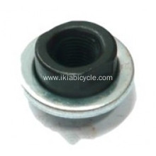 Carbon Steel Axle Hub Cone Bicycle Nut