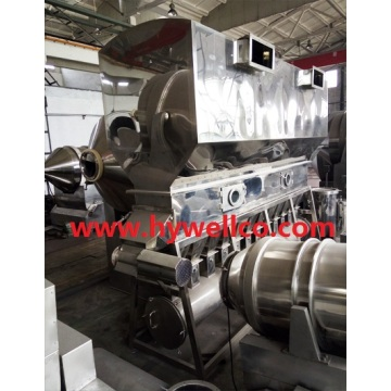 Fluid Bed Dryer for Feed