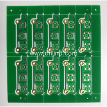 OEM/ODM for Immersion Gold,Nickel Plating,Electroless Plating Manufacturers and Suppliers in China Double side pwb board export to Niue Manufacturer