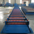 Corrugated Metal Roof Color Sheet Roll Forming Machine