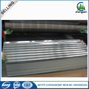 Gi Corrugated Metal Roofing Sheet With Paint