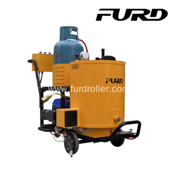Walk-behind Asphalt Sealing Concrete Road Crack Machine