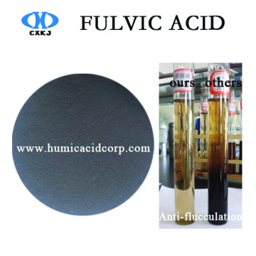 Reliable for Bio Fulvic Acid Black Fulvic acid in small 500g foil bag supply to Equatorial Guinea Factory