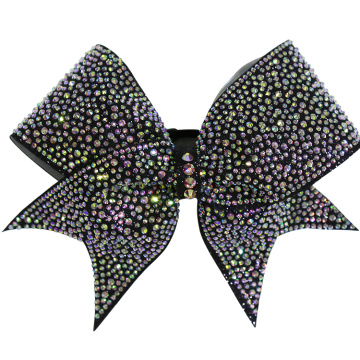 Bling All Stars Cheerleading Hair Bow