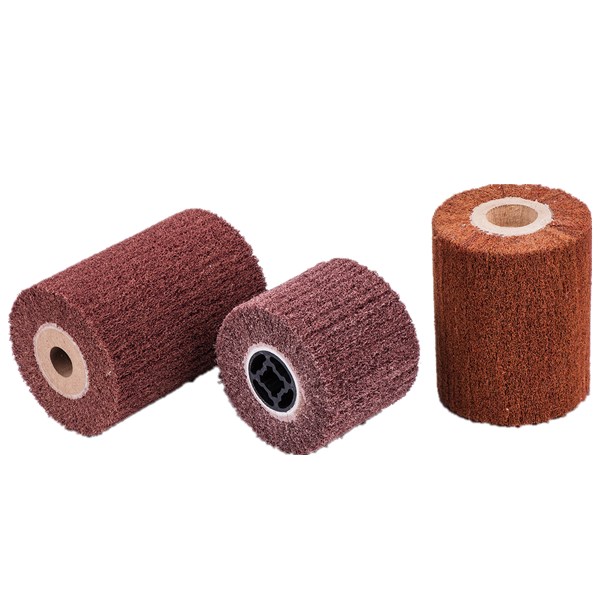 Wear-resistant Scouring Pad for Wire Drawing