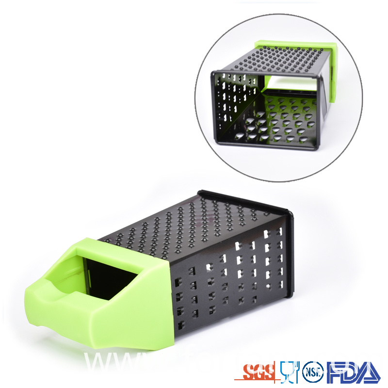 black Multi Functional Vegetable Grater