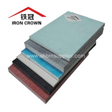 MGO Anti-corosion Insulated Fireproof Wall Board