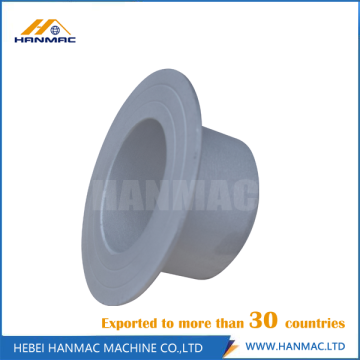 Alloy aluminum steel stub end