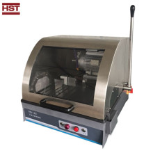 SQ-100 manual metallographic sample cutting machine