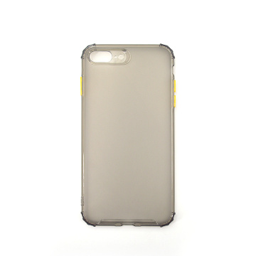 Soft Back Cover Silicone Phone Case for Iphone