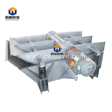 stainless steel sus304 linear vibrating screen for sop
