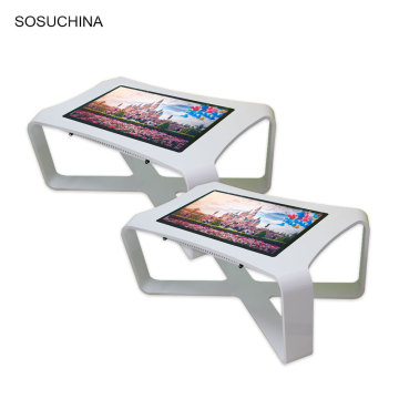 Hot sale reasonable price for Touch Table,Advertising Display Touch Screen,Coffee Table Manufacturers and Suppliers in China Multipoint Touchscreen Coffee Full Hd supply to Samoa Supplier