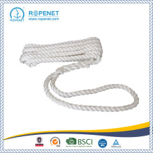 Best Quality for Double Braid Dock Line Nylon Materia Twisted Rope Dock Line export to Jamaica Factory