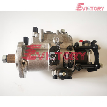 D5D fuel feed transfer pump D5D oil cooler