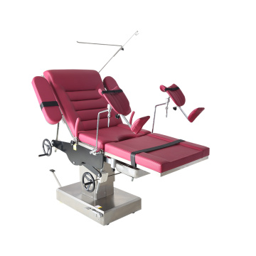 Medical Equipment Electric Gynecological Examining Table
