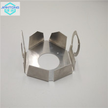 Reliable for Custom Aluminum Laser Cutting laser cutting aluminum heatsink with bending and punching supply to San Marino Suppliers