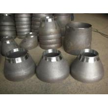 butt weld seam A234 Q235 20th carbon steel reducer