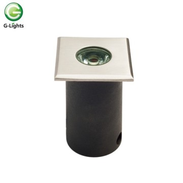 1watt Mini Square LED Underground Light