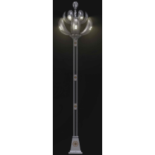 Cheap price for Combined Lamps Series Art and culture type street lamp export to Pitcairn Factory