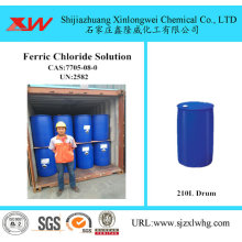Fast Delivery for Water Treatment Chemicals,Industrial Water Treatment Chemicals Supplier in China Ferric Chloride Solution 30% 40% export to Netherlands Importers