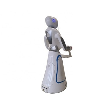 Delivery Drink and Food Cafe Waiter Robot