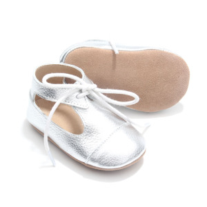Summer Baby Sandal Suede sole Shoes For Girls