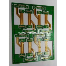 Rigid-flex printed circuit board