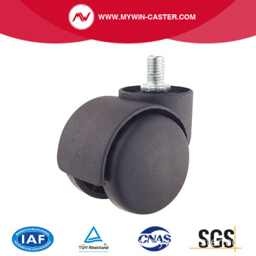 30mm PA Thread Stem Furniture Caster