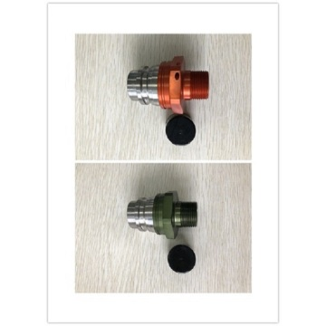 ISO16028 Quick Coupling FF5A Maschio Rosa