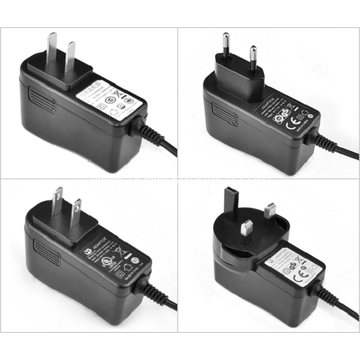 Interchangeable Amovible Power Adapter