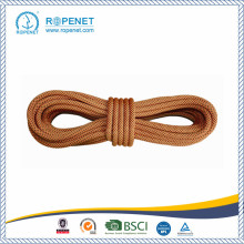 Good Quality for Climbing Rope Orange Nylon 66 Polyester Climbing Rope supply to Kiribati Factory