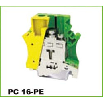 16mm2 Screw Cage Grounding Terminal Blocks