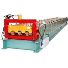 Construction Material Floor Deck Roll Forming Machine