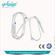 Infusion Set with Y Site