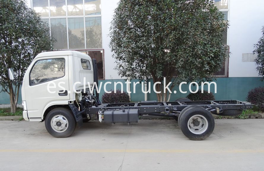 wrecker tow truck chassis 2
