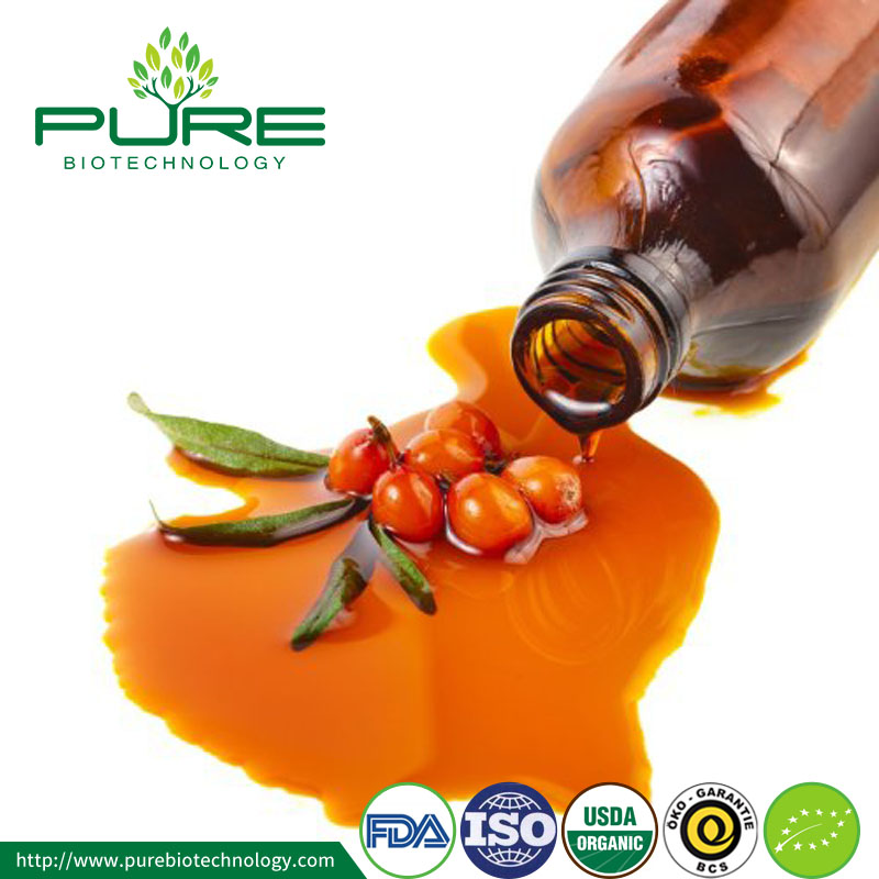 Organic Sea Buckthorn Fruit Oil